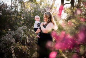 Breastfeeding journey photoshoot