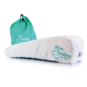 White Feeding Friend Cover