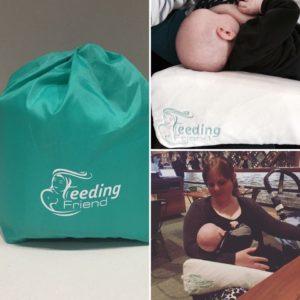 Feeding Friend Nursing Pillow