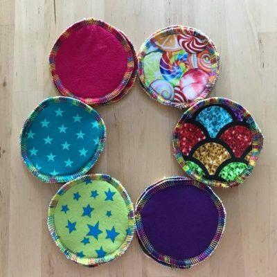 handmade breast pads