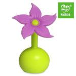 purple HaaKaa flower stopper