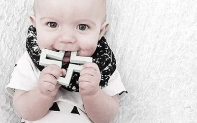 5 Gentle Ways To Help Your Baby Through Teething